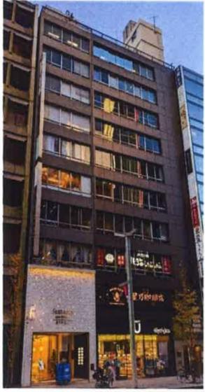 新橋駅徒歩4分 1-2F 中央通り沿い!一括貸店舗物件(35224)【飲食可】外観