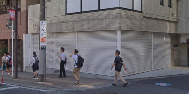 西船橋駅徒歩4分 1F 路面!角地の店舗物件(35250)【重飲食可】外観