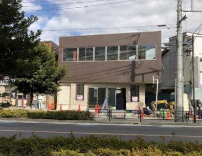 鹿島田駅徒歩1分 1-2F一括 駅至近!新築一棟貸しの店舗物件(35288)【飲食可】外観