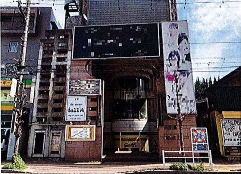 川越駅 徒歩2分 現況:クラブ・キャバクラ 飲食居抜き物件 【何業も可】外観
