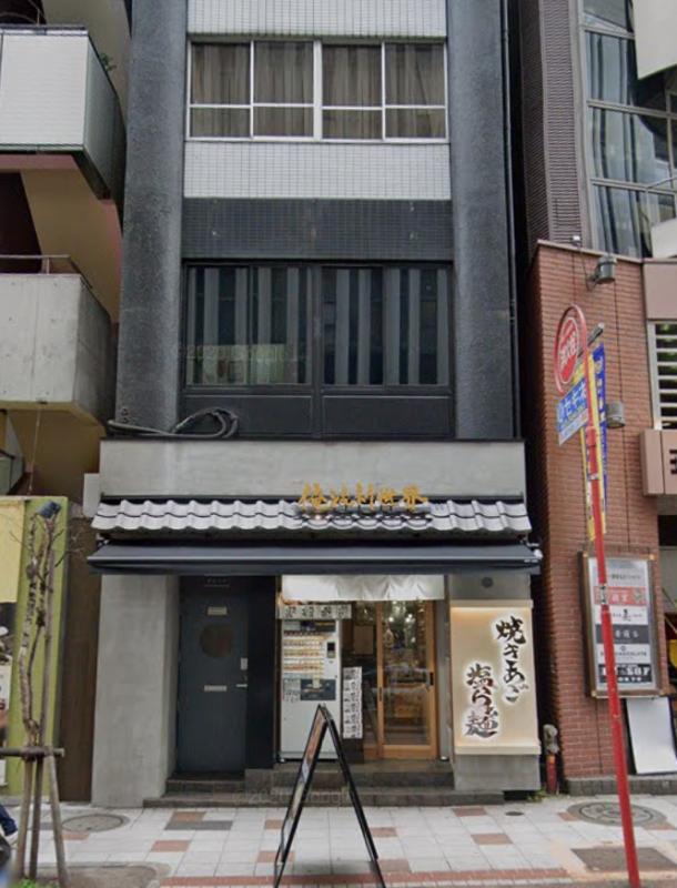 渋谷駅 徒歩3分 スケルトン物件 【飲食・物販・サービス可/24時間営業可】外観
