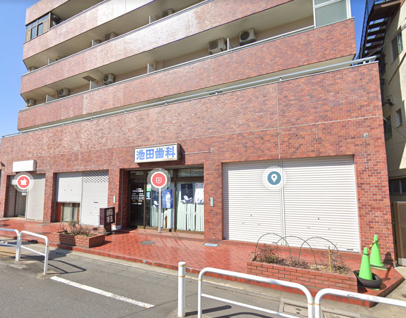 成増駅 徒歩8分 スケルトン物件 【飲食不可/医院、事務所使用歓迎】外観