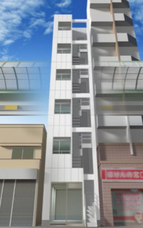 赤羽駅 徒歩6分 スケルトン物件 【飲食・物販他】外観