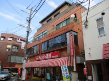 富士見台駅 徒歩2分 スケルトン物件 【何業も可】外観