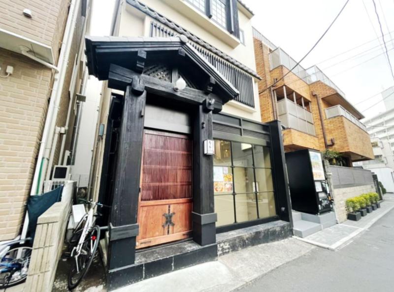 三軒茶屋駅 徒歩2分 現況:寿司・割烹 飲食居抜き物件 【何業も可】外観