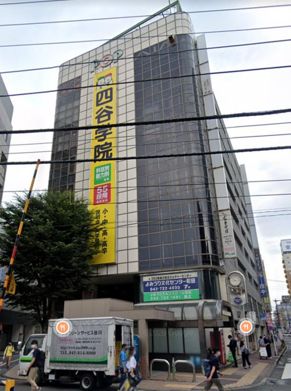 町田駅 徒歩1分 スケルトン物件 【業種相談】外観