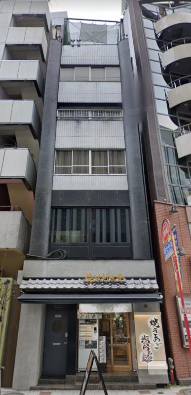 渋谷駅 徒歩6分 スケルトン物件 【業種相談】外観