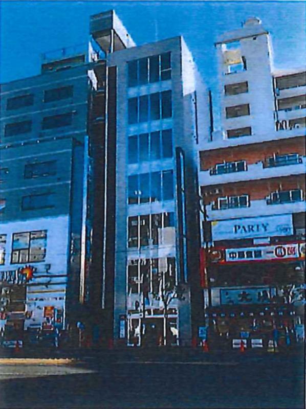 東陽町駅 徒歩1分 スケルトン物件 【業種相談】外観