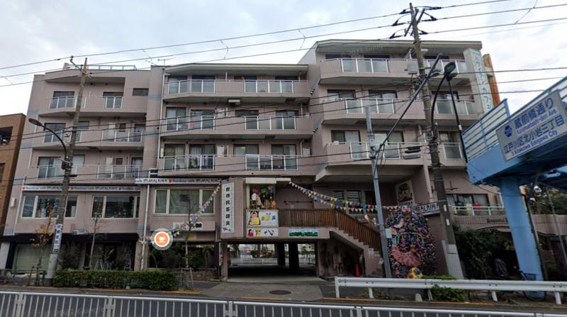 江戸川駅 徒歩6分 スケルトン物件 【飲食相談】外観