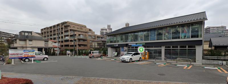 久米川駅 徒歩4分 スケルトン物件 【業種相談】外観