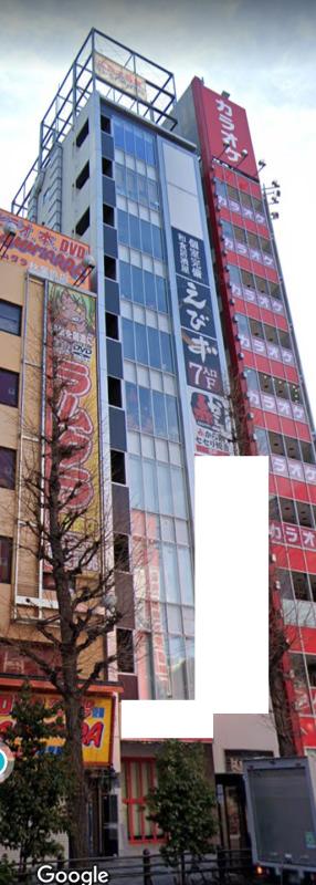 秋葉原駅 徒歩1分 スケルトン物件 【飲食不可】外観