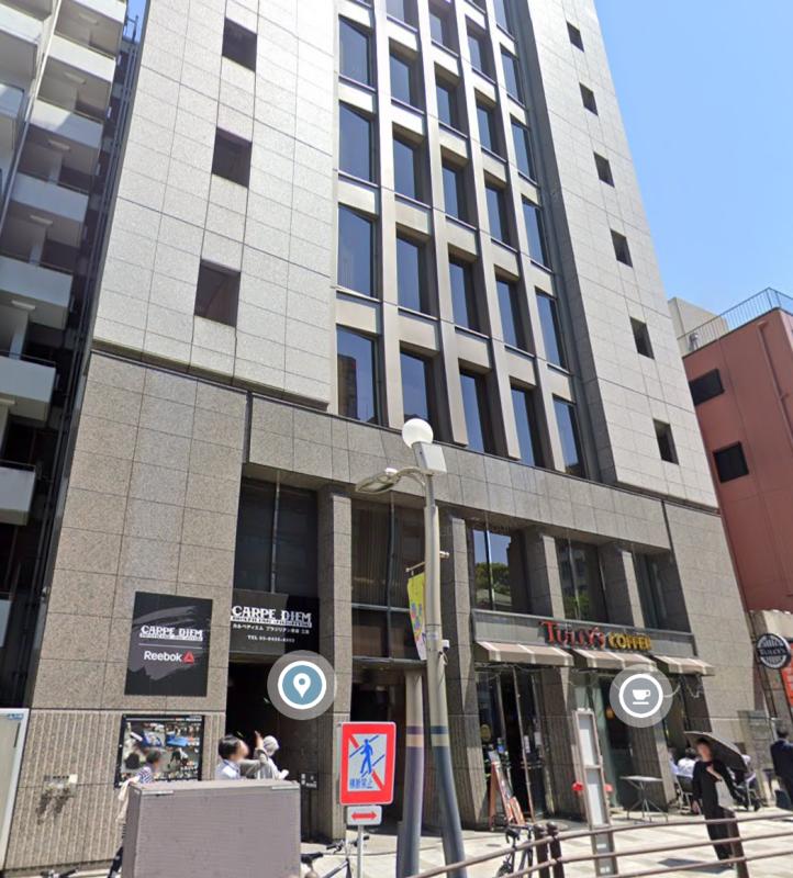 田町駅 徒歩8分 現況:カフェ 飲食居抜き物件 【飲食可(重飲食不可)】外観