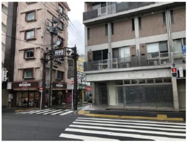 野方駅 徒歩4分 スケルトン物件 【業種相談】外観