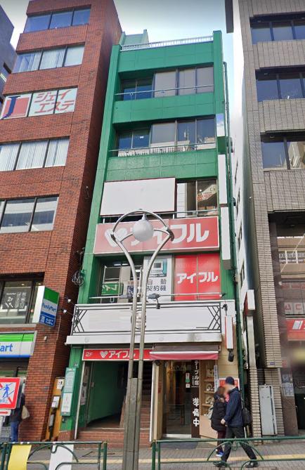 高田馬場駅2分 1F 駅近!早稲田通り沿いの路面店舗物件【飲食可】外観