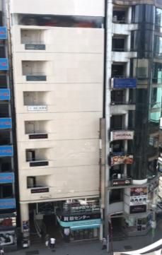 渋谷駅5分 1F 繁華街!宇田川通りの店舗物件【飲食相談】外観